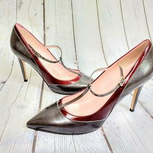 Kate Spade t-strap pumps Italy 8